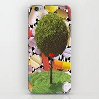 treeism iPhone & iPod Skin