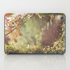 we were talking about the space between us iPad Case