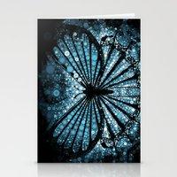 My Blue Butterfly Stationery Cards