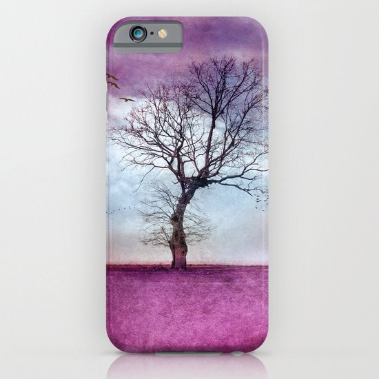 ATMOSPHERIC TREE | Pink Morning iPhone & iPod Case