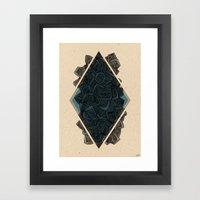 - artefact - Framed Art Print