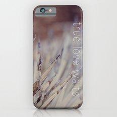 true love iPhone 6 Slim Case