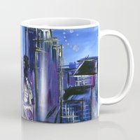 Starry Philadelphia Mug
