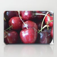 The Cherry On Top iPad Case