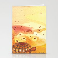 Tortois 1 Stationery Cards