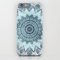BOHOCHIC MANDALA IN BLUE iPhone 6 Slim Case