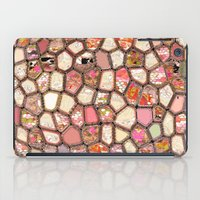 Cells In Pink iPad Case