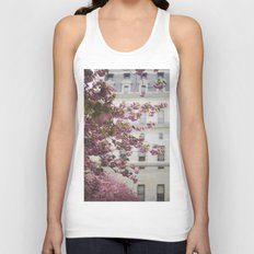 City Hall Courtyard Unisex Tank Top
