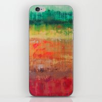 Earth iPhone & iPod Skin