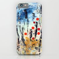 iPhone & iPod Case featuring the world by Kate Kang
