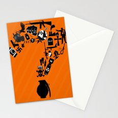 I am asking Why? Stationery Cards