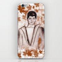Smile Man iPhone & iPod Skin