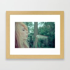 Dream....believe... Framed Art Print
