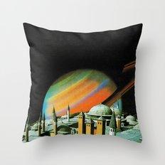 The religion  Throw Pillow