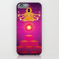 Flowers from Beyond iPhone 6 Slim Case