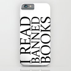 Banned Books Slim Case iPhone 6s