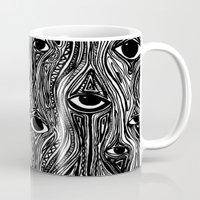 Eyes (Insomnia) Mug