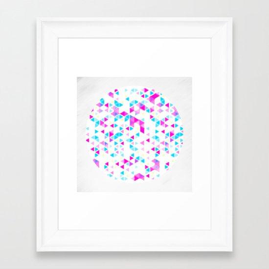 Okla2 Framed Art Print