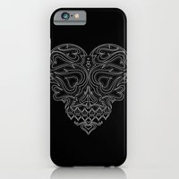 iPhone & iPod Case featuring Heart Inside by 1Name Design