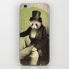 Proper Panda iPhone & iPod Skin