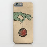 iPhone & iPod Case featuring Handball by Zach Hoskin