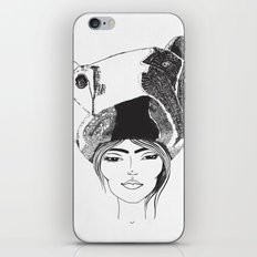 PolarGirl iPhone & iPod Skin