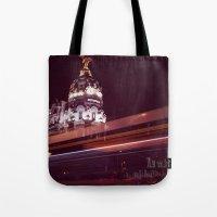 Metropolis I Tote Bag