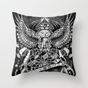 Dream Quest Throw Pillow