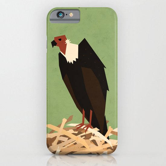 V is for Vulture iPhone & iPod Case