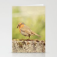 What's for breakfast?  Stationery Cards