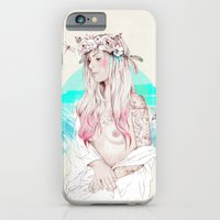 iPhone & iPod Case featuring Gioconda by Ariana Perez