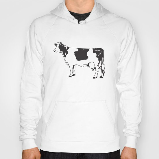 Poor Cow. Hoody