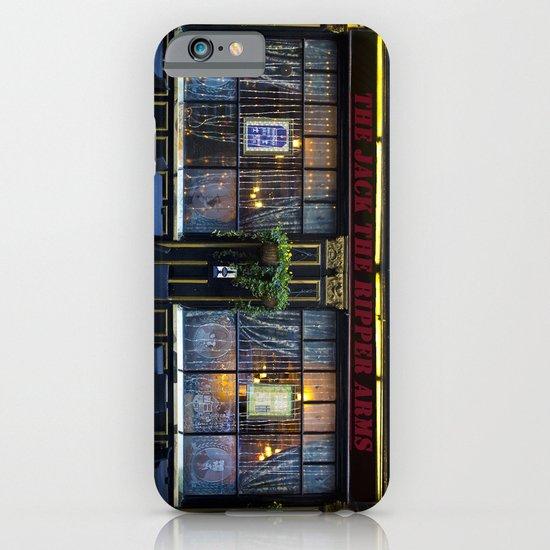 The Jack the Ripper Pub  iPhone & iPod Case