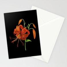 Lilium Tigrinum Stationery Cards