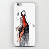 character VII iPhone & iPod Skin