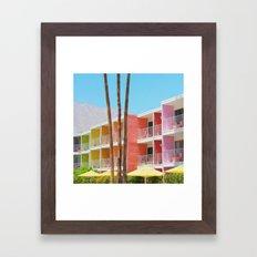 COLORS OF THE DESERT Framed Art Print