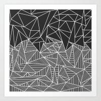 Bella Rays Art Print