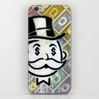 Another Day - Another Dollar iPhone & iPod Skin