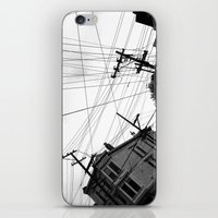 Page St San Francisco iPhone & iPod Skin
