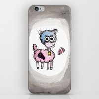 Lisa, I Thought You Loved Me iPhone & iPod Skin