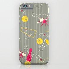 Bowling Pinstripe Slim Case iPhone 6s