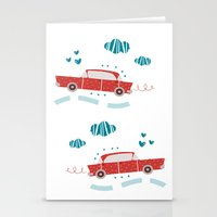 A ride Stationery Cards