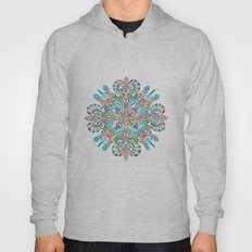 The middle of the Earth mandala Hoody