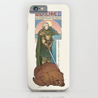 iPhone & iPod Case featuring Maid of Tarth by ElinJ