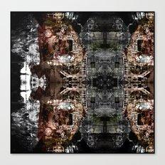 OR/WELL  darkCHIP Canvas Print