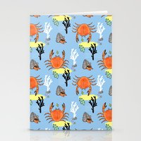 Oh Crab! Stationery Cards