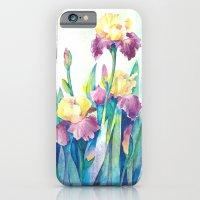 Irises iPhone 6 Slim Case