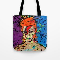 David Bowie. A Lad Insan… Tote Bag