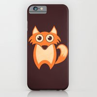 iPhone & iPod Case featuring Lil' Fox by filiskun