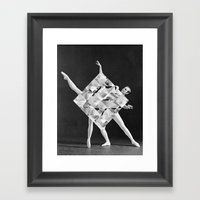 I Could Have Done It Mys… Framed Art Print